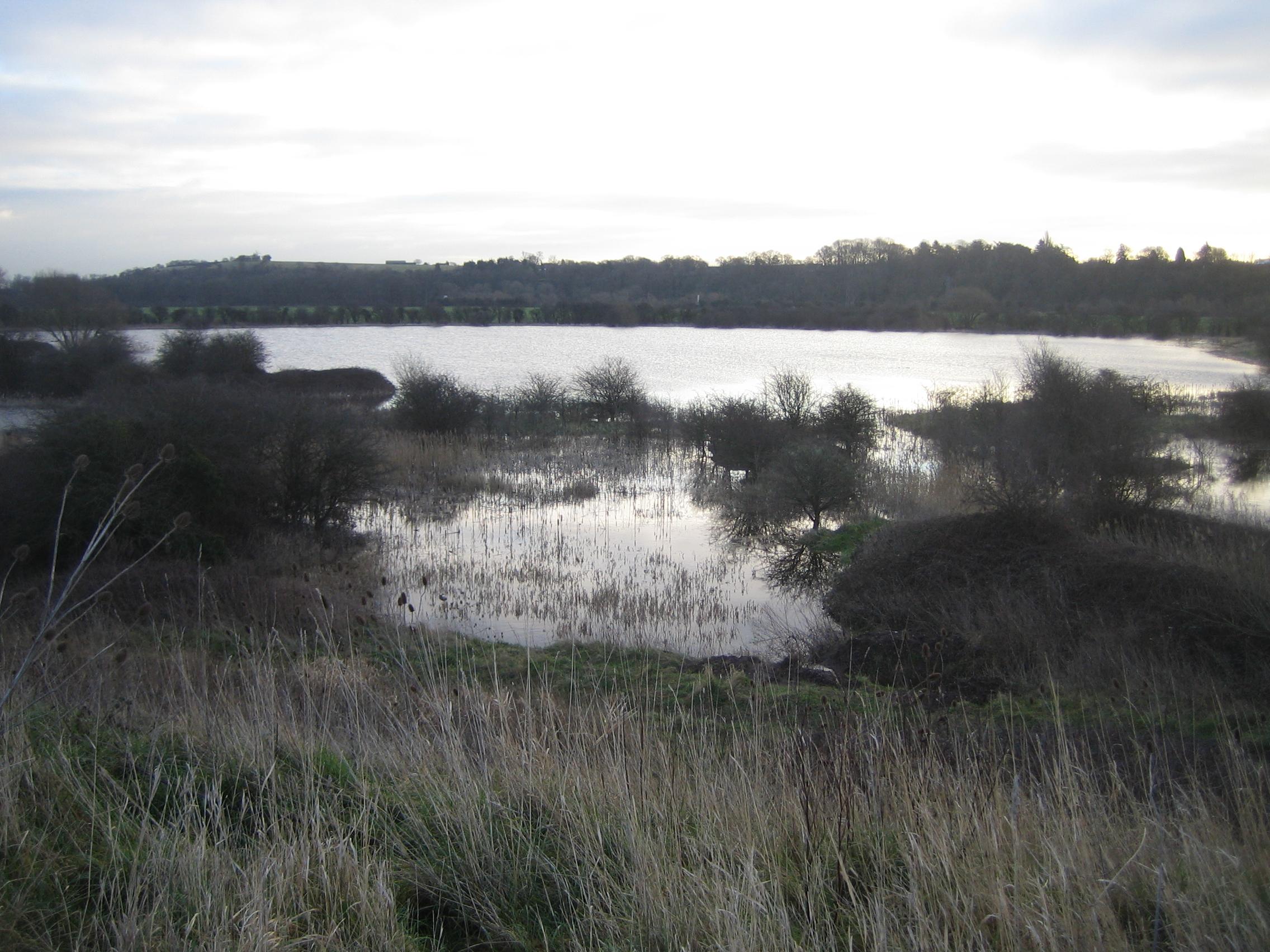Flooded Gravel Pits