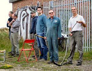 Scythe Training - The Group