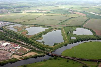 Netherfield Lagoons Local Nature Reserve